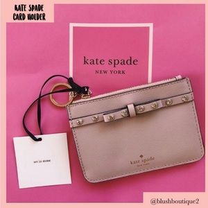 💙NWT Kate Spade Laurel Way Card Holder